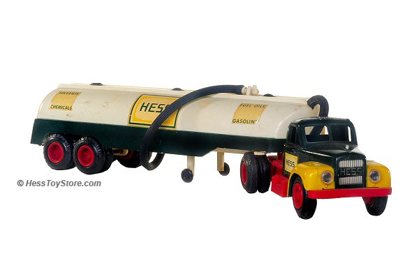 1964 Hess Toy Truck