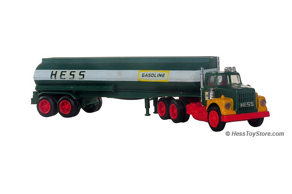 1968-69 Hess Tanker Truck | Hess Toys for Sale
