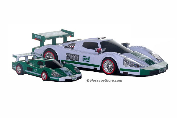 Hess 2009 Toy Race Car and Racer | Hess Trucks for Sale