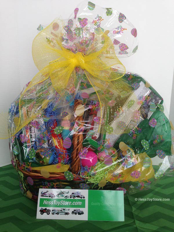 Hess Flying Easter Basket