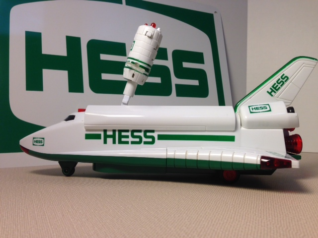 Hess 1999 Space Shuttle A