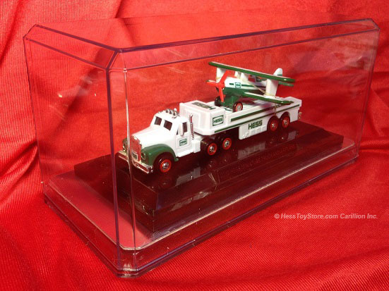 Hess Deluxe Mini Display Case