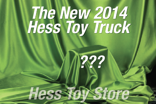 2014 Hess Toy Truck