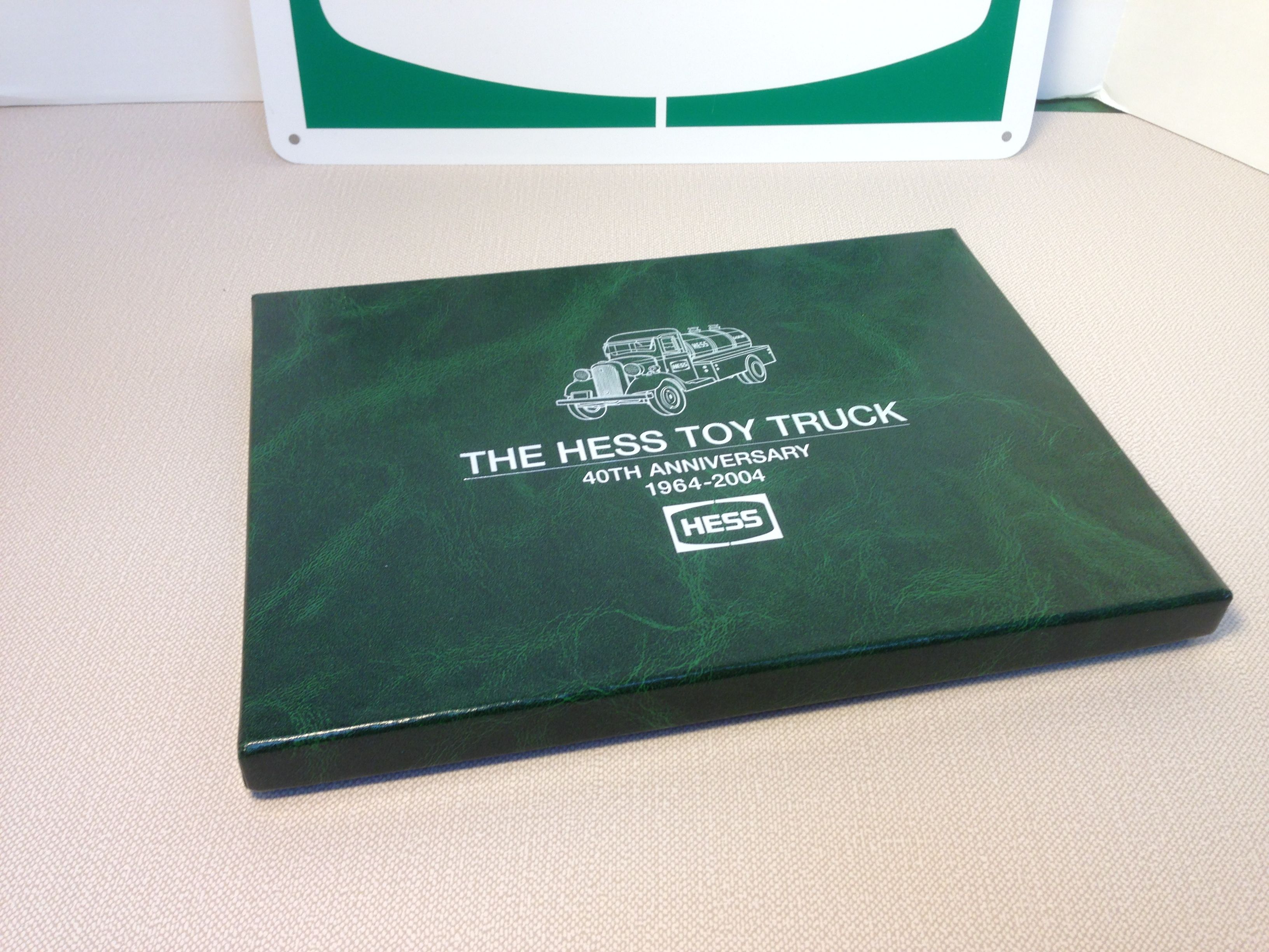 Hess Silver Book