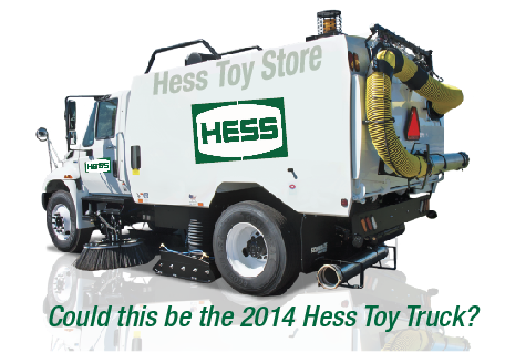 What do you think the 2014 Hess Truck Will Be?