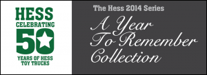 2014 Hess Truck Collector's Edition Combo