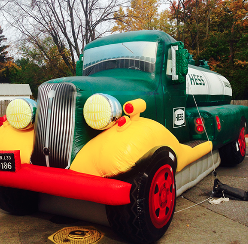 Hess Mobile Museum Big Toys