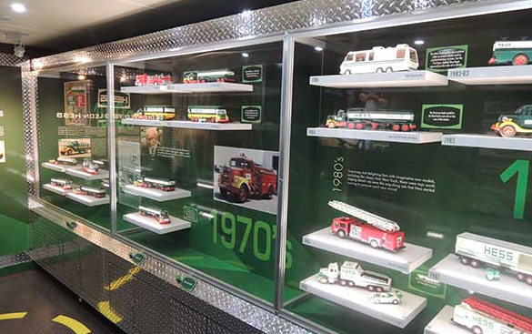 Hess Mobile Museum