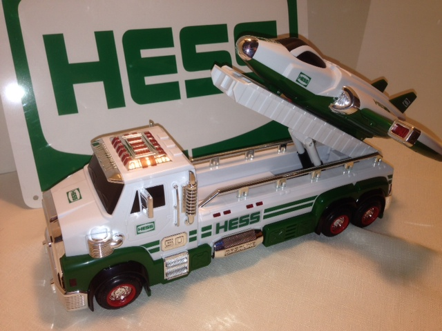 Hess 2014 Truck & Spac Cruiser Only NO BOX
