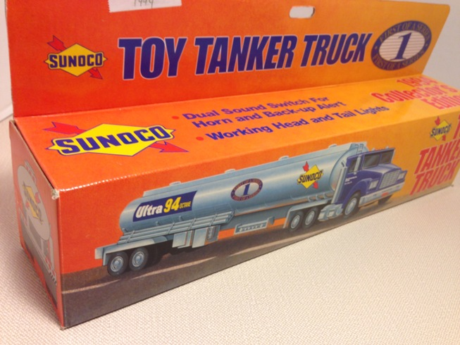 1994 Sunoco Toy Tanker Truck (2)